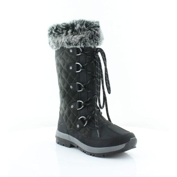 BareTraps Gwyneth Women's Boots Black/Grey - 5