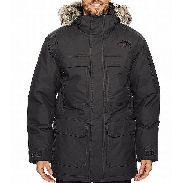 93ae81ab809 The North Face Black Mens Size Large L McMurdo Parka III Jacket