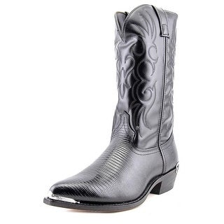 Laredo Atlanta Men Pointed Toe Leather Western Boot