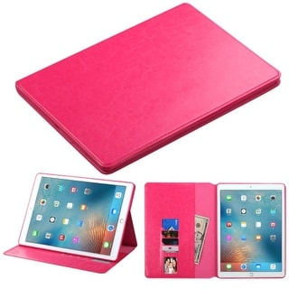 Insten Leather Case Cover with Stand/ Wallet Flap Pouch/ Photo Display For Apple iPad Pro 12.9-inch