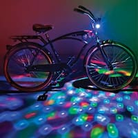 Brightz Bicycle Lights - Disco Ball Bike Light