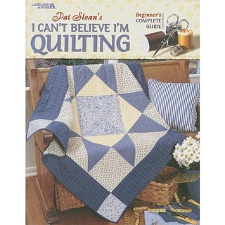 Leisure Arts LA-3649 Leisure Arts-I Cant Believe Im Quilting