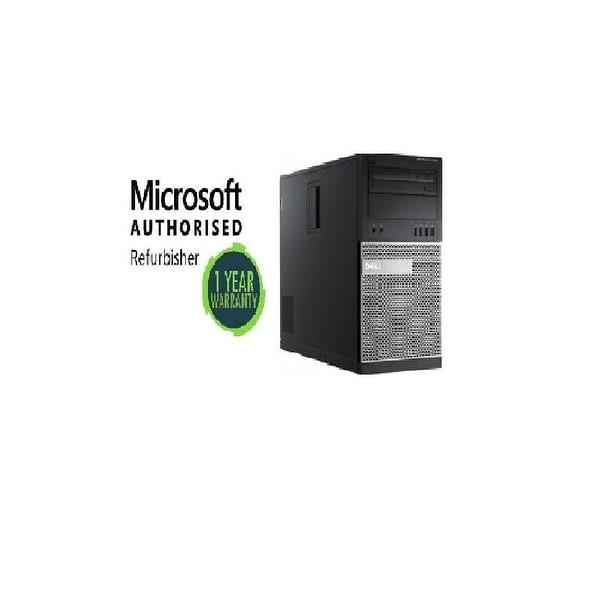 Dell 3010 TWR, intel i5 3470 3.2GHz, 16GB, 2TB, W10 Pro