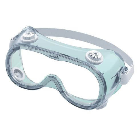 WBM Safety Goggles - Perfect for Construction, Shooting, Lab Work, and More