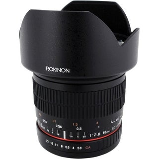 Rokinon 10mm f/2.8 ED AS NCS CS Lens for Nikon F Mount