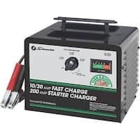 Schumacher Electric 200/30/10A Charger FR01335 Unit: EACH