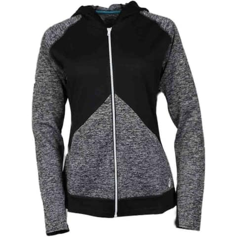 Asics Womens Morgan Full Zip Athletic Hoodies & Sweatshirts Sweater