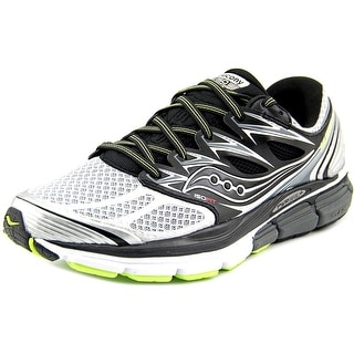 Saucony Hurricane ISO Round Toe Synthetic Trail Running