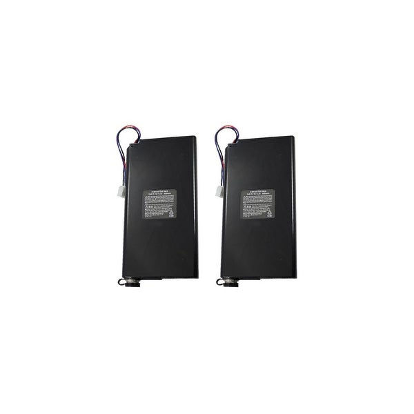 Battery for Yaesu FNB78 2-Pack Replacement Battery