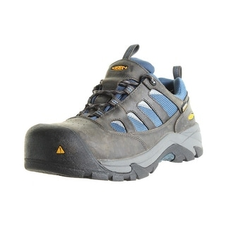Keen Mens Lexington Work Shoes Leather Composite Toe