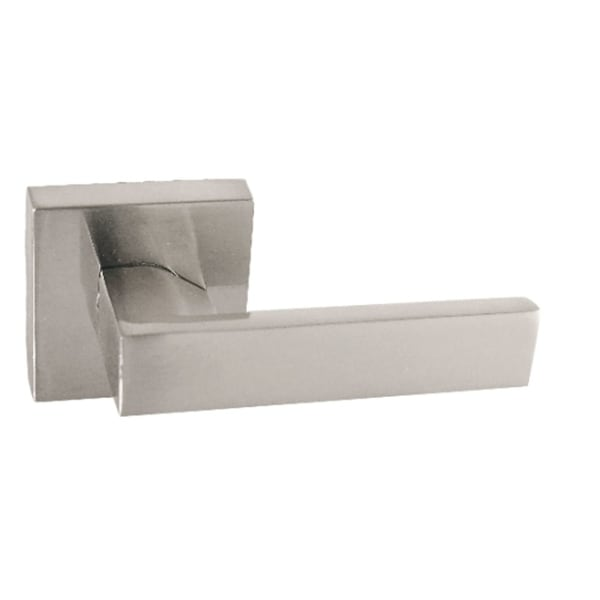 Design House 581090 Karsen Single Dummy Door Lever - Satin Nickel