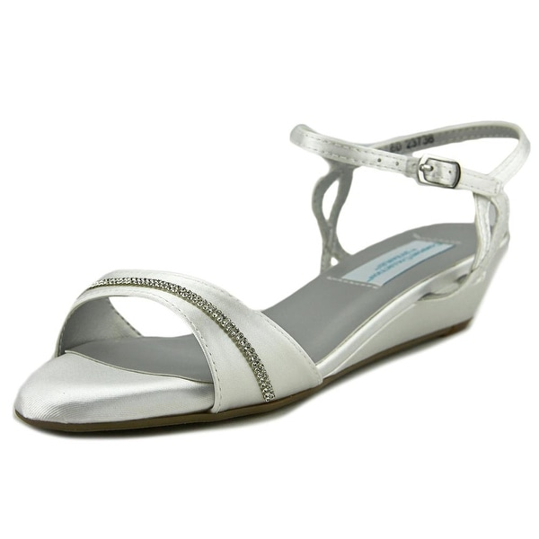Dyeables MALLORY Women White Sandals