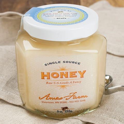 Alfalfa Raw Honey