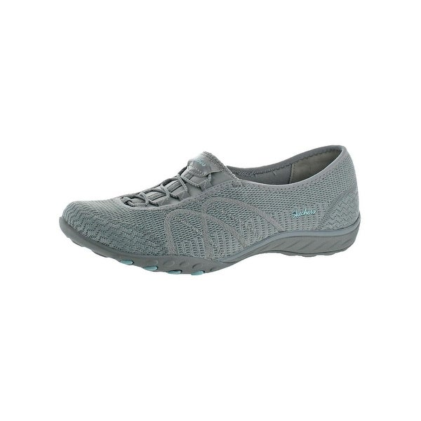 Skechers Womens Breathe Easy Sweet-Jam Walking Shoes Memory Foam Casual