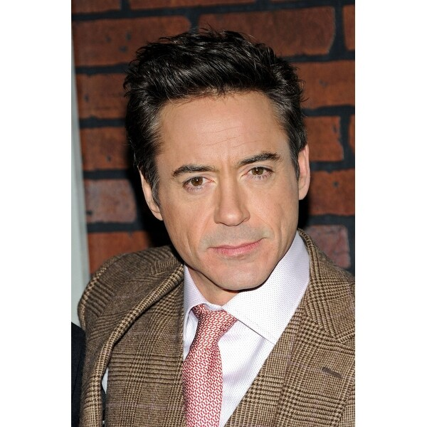 Robert Downey Jr At Arrivals For Sherlock Holmes Premiere Alice Tully Hall  At Lincoln Center New York Ny December 17 2009 Photo
