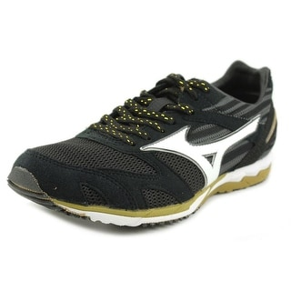 Mizuno Wave Ekiden 8 Round Toe Synthetic Running Shoe