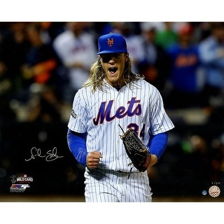 Noah Syndergaard Scream 16x20 Photo