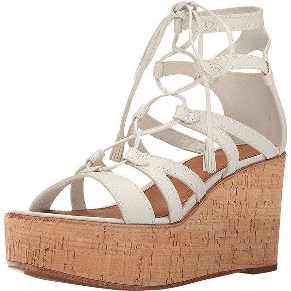 Frye Women's Heather Gladiator Wedges