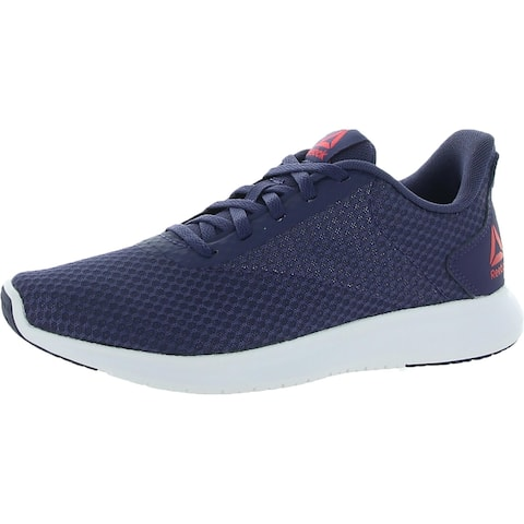 Reebok Womens Instalite Lux Sneakers Workout Fitness - Midnight Ink/Lucid Lilac/Hyper Pink
