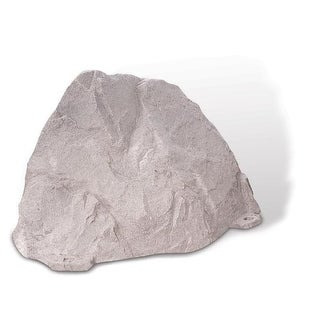 Fake Rock Well Pipe Cover Model 109 Fieldstone