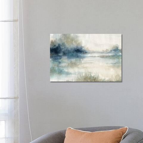 "iCanvas ""Still Evening Waters II"" by Carol Robinson Canvas Print"