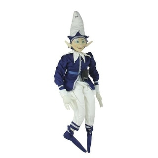 """42"""" Gathered Traditions Winter's """"Jack Frost"""" Decorative Christmas Figure"""