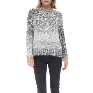 Bobeau Clairibel Eyelash Sweater