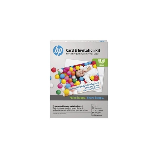 HP K6B84A Inkjet Media Products