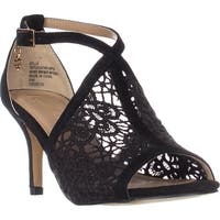 Nanette Nanette Lepore Bella Dress Sandals, Black