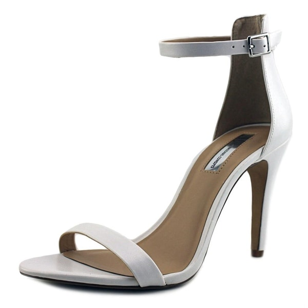 INC International Concepts Roriee Women W Open Toe Leather Sandals