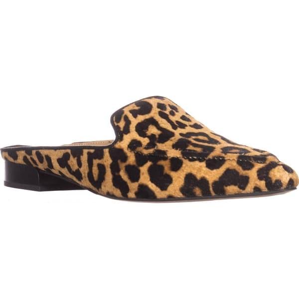 089d09ff8837 Shop Franco Sarto Sela Slip On Pointed Toe Mules, Camel/Black ...