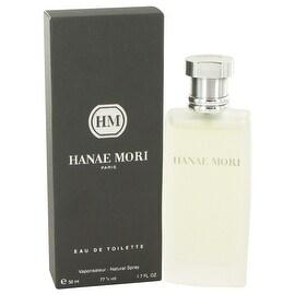 HANAE MORI by Hanae Mori Eau De Toilette Spray 1.7 oz - Men