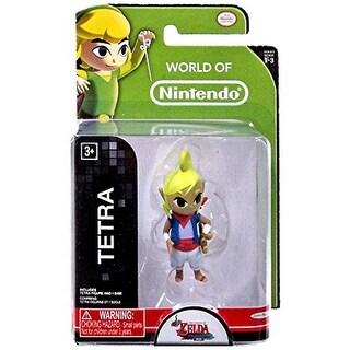"Legend of Zelda Series 3 Nintendo 2.5"" Mini Figure Tetra"