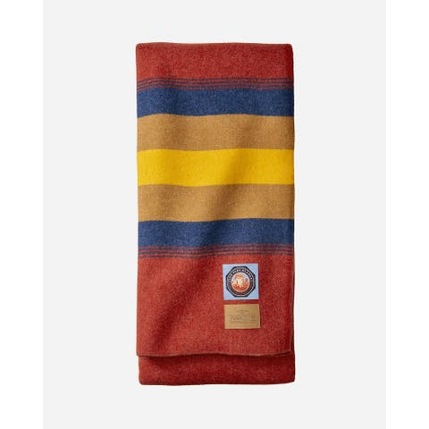 Pendleton National Parks Zion Queen Blanket