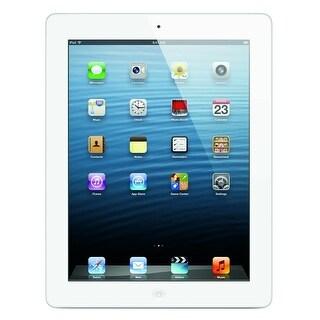 Apple Ipad 3 with Wi-Fi 9.7 - 16GB - Black - White Refurbished White