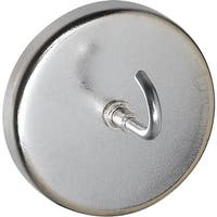 National Hardware N302-216 V7531 Magnetic Hook, Nickel Finish