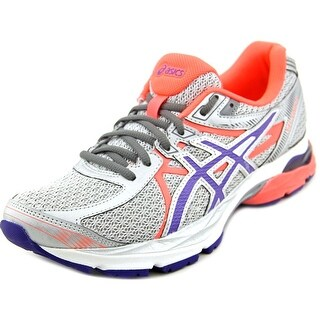 Asics Gel-Flux 3 Women Round Toe Synthetic Silver Running Shoe