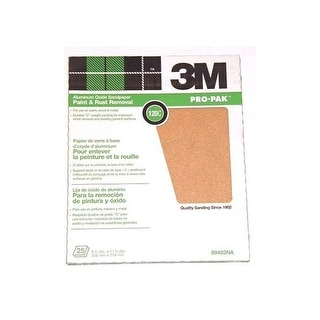 3M 99403NA Sandpaper 9''X11'' Production 120C Grit