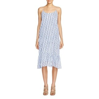 Two by Vince Camuto Womens Casual Dress Crepe Pattern