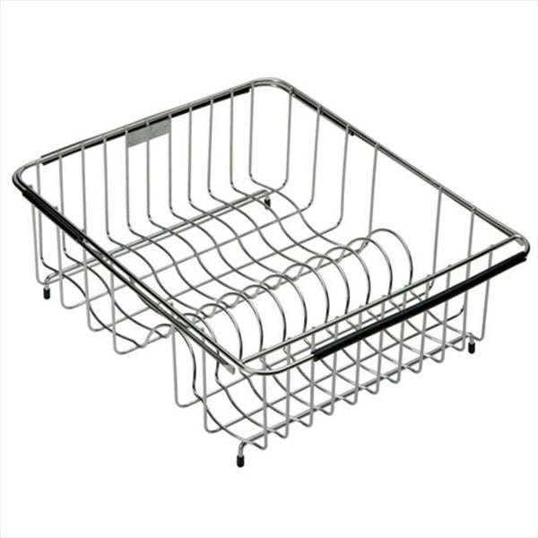 Shop Elkay Lkwerbss Stainless Steel Rinsing Basket