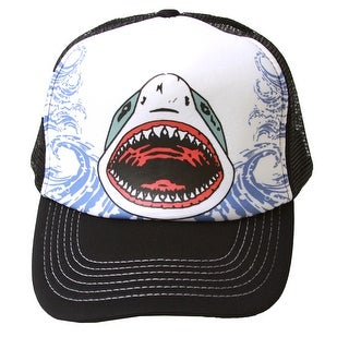 Shark Attack Hollywood Trucker Mesh Hat