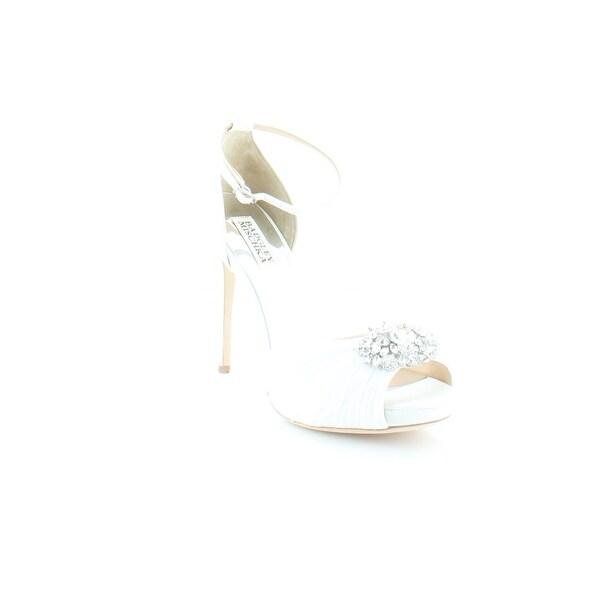 Badgley Mischka Tad Women's Sandals & Flip Flops White