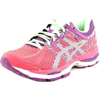 Asics Gel-Cumulus 15 Lite Show Round Toe Synthetic Running Shoe