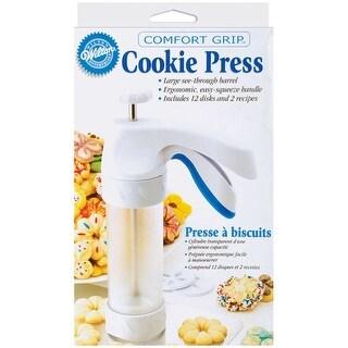 Comfort Grip Cookie Press-