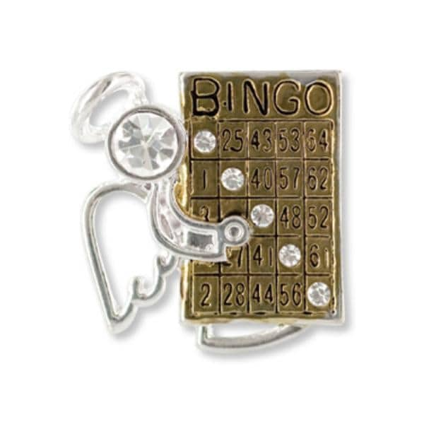 Ddi Wings And Wishes Bingo Angel (pack Of 28)
