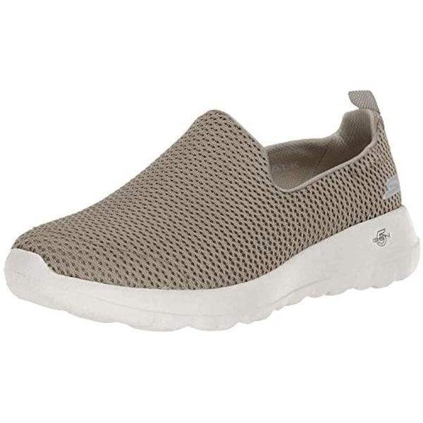 Go Walk Joy Walking Shoe,taupe,8