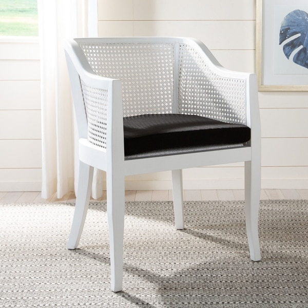 """Safavieh Rina Cane Dining Chair - 23.8"""" x 23.2"""" x 32.1"""". Opens flyout."""