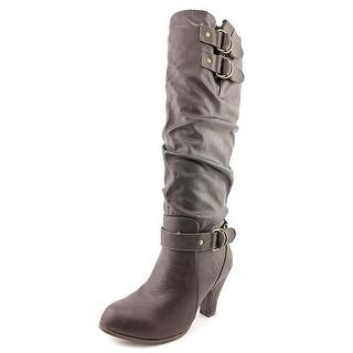 Rampage Women Eleanor Heeled Dress Boots