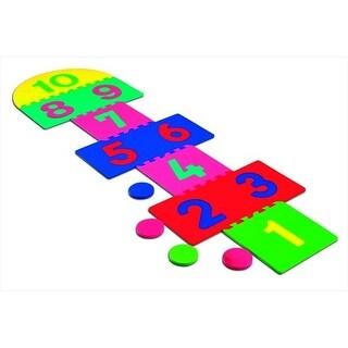 WonderFoam 067161 Foam HopScotch Mat, 14 Pieces