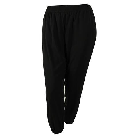INC International Concepts Women's Tapered Leg Soft Pants